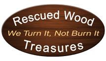 Rescued Wood Treasures